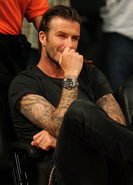 Beckham, SúperAtractivo